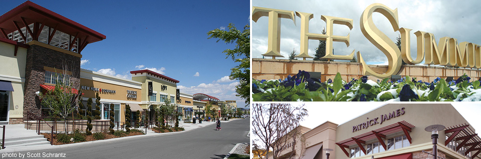 Summit Mall Stores >> Summit Sierra Mall