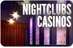 Nightclubs and Casino Events