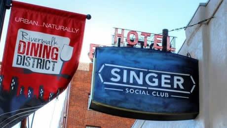Singer Social Club
