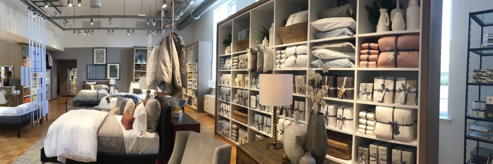 photo tour of west elm in downtown reno - West Elm Store